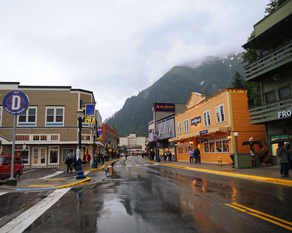 Juneau Shore Excursions