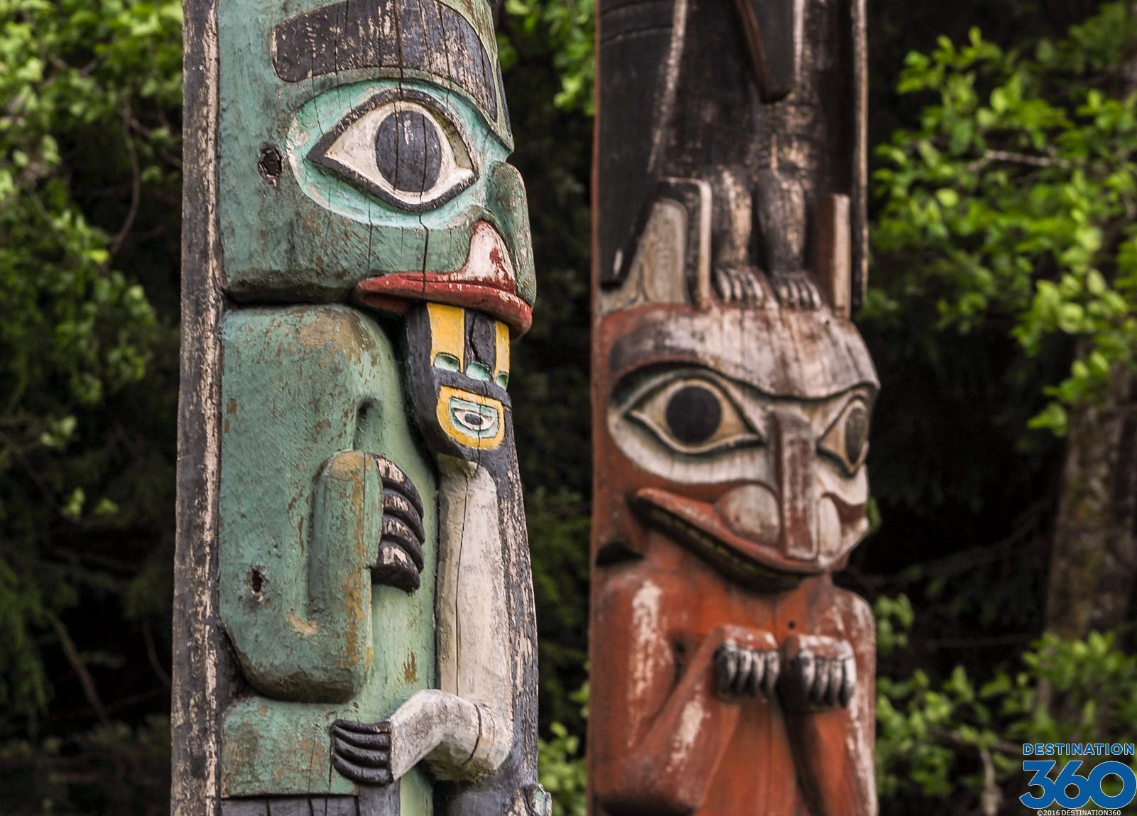 Ketchikan Totem Tours