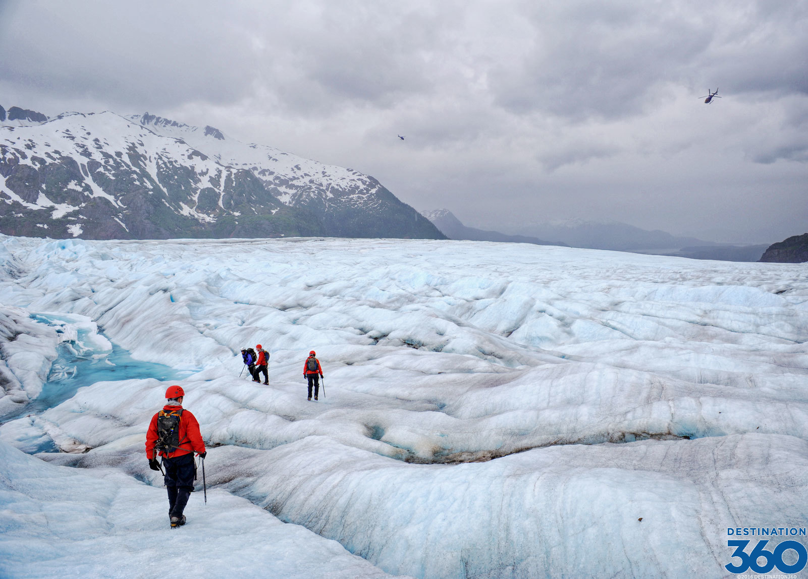 Mendenhall Glacier Virtual Tour
