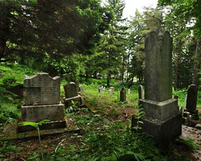 Russian Cemetery Virtual Tour