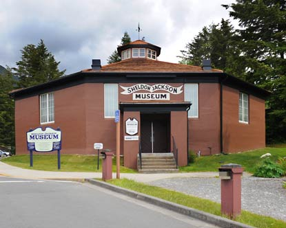 Sheldon Jackson Museum Virtual Tour