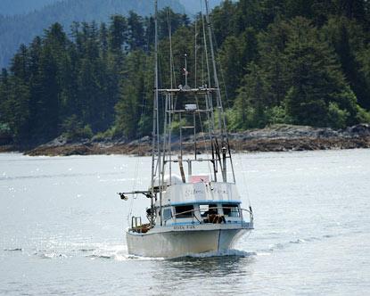 Sitka fishing charters fishing in sitka for Sitka alaska fishing charters