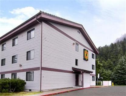 Super 8 Motel   Juneau
