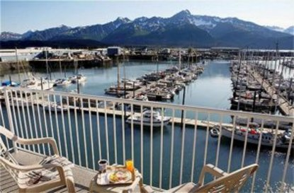 Holiday Inn Express Seward Harbor