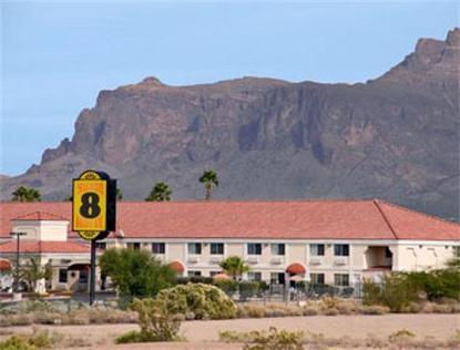 Super 8 Motel   Apache Junction