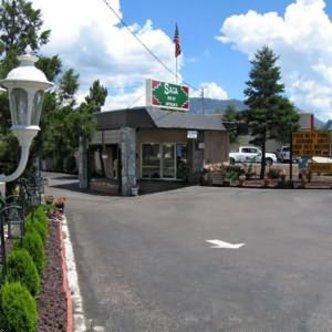 Budget Host Saga Motel Flagstaff