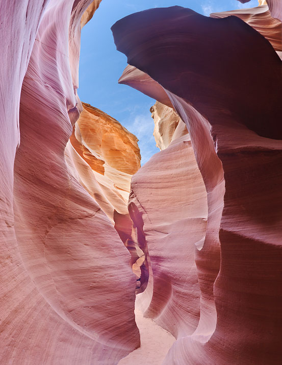 Antelope Canyon Virtual Tour