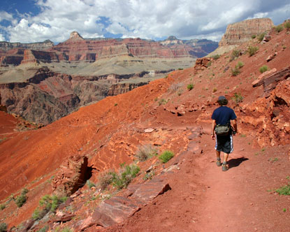 Arizona Grand Canyon Hike