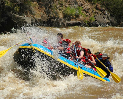 Arizona River Rafting