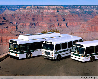 Grand Canyon Bus Tours