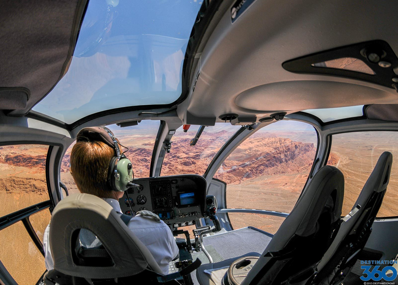 Helicopter Tours Virtual Tour