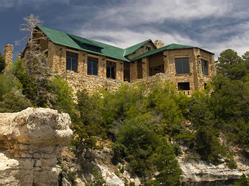 Grand Canyon Lodge on the North Rim  YouTube