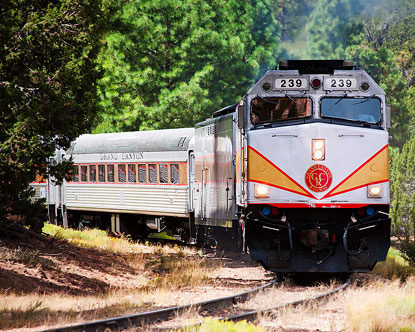 Grand Canyon Railway Tour