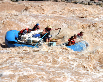 Grand Canyon River Rafting Grand Canyon Rafting Tours