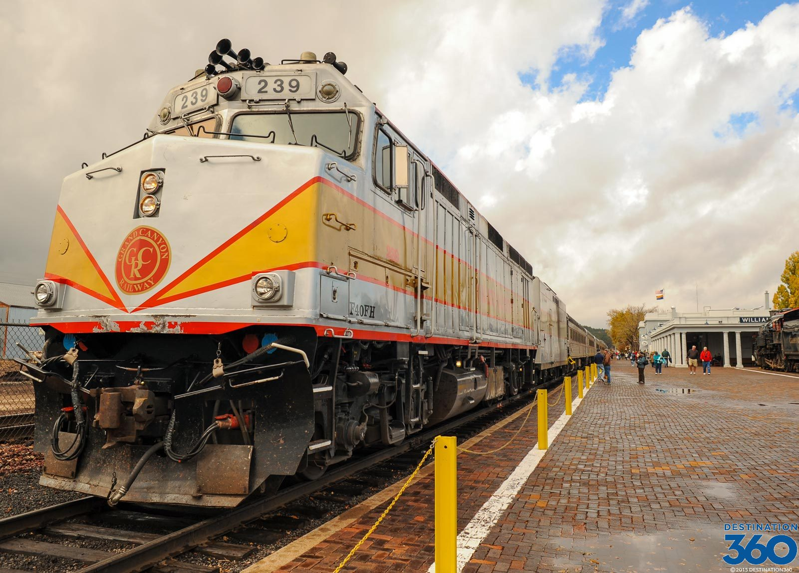 Grand Canyon Railway Virtual Tour