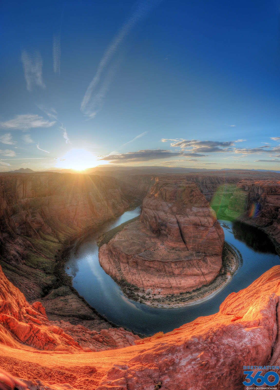 Horseshoe Bend Virtual Tour