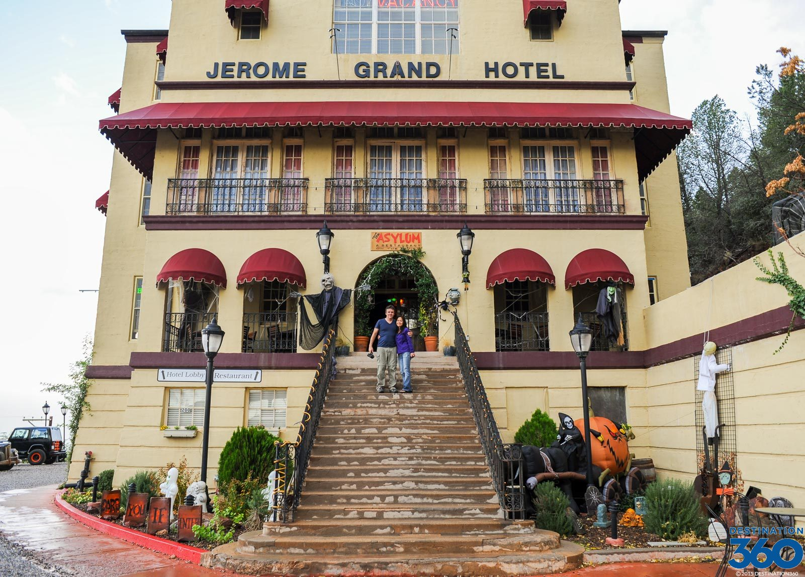 Jerome Arizona Lodging