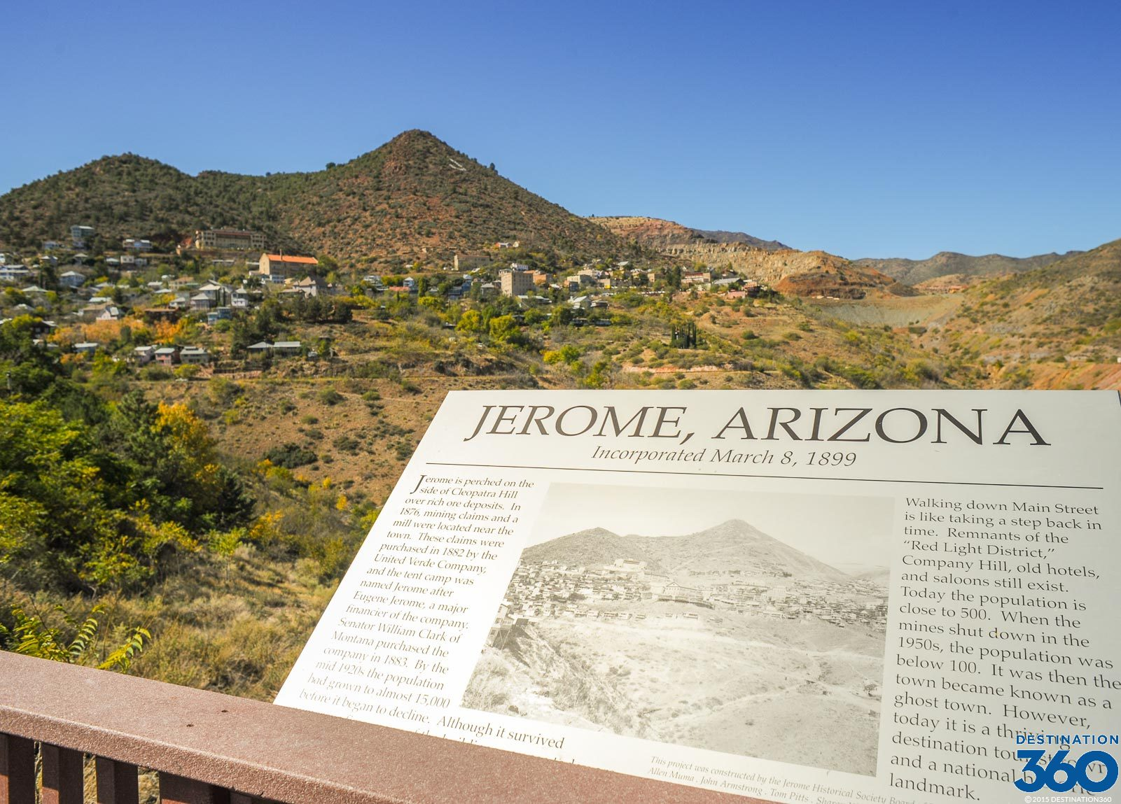 Jerome Arizona Hauntings In Jerome Arizona