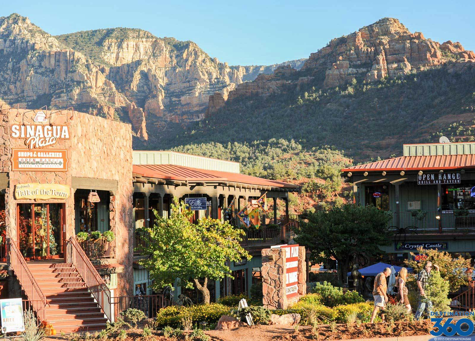 Things to Do in Sedona Sedona Attractions – Sedona Tourist Map