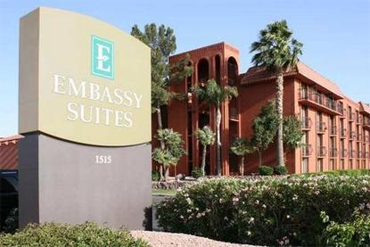 Embassy Suites Hotel Phoenix Airport At 44 Th Street