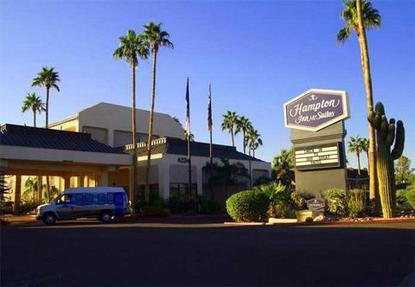 Hampton Inn Phoenix Airport Tempe