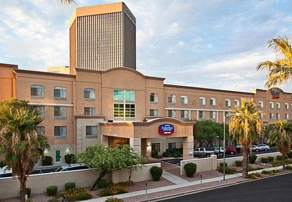 Hotels Near Phoenix Airport