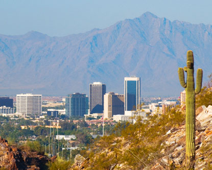 Phoenix Arizona Vacations