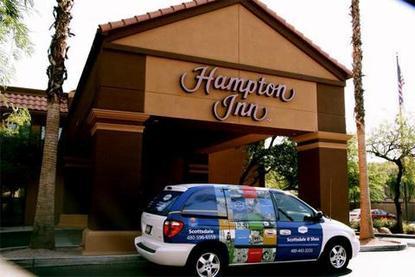 Hampton Inn Phoenix/Scottsdale At Shea Blvd.