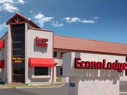 Econo Lodge At Az State University