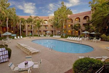 Embassy Suites Hotel Phoenix Tempe