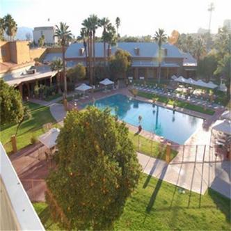 Innsuites Tucson City Ctr Hotel