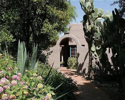 Lodge On The Desert
