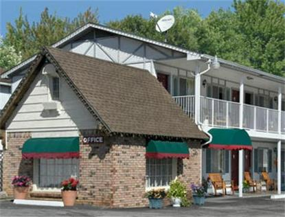 Eureka Springs   Days Inn
