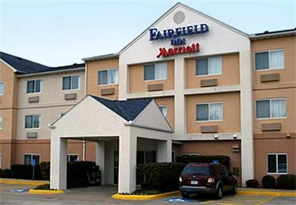 Fairfield Inn By Marriott Fayetteville Arkansas