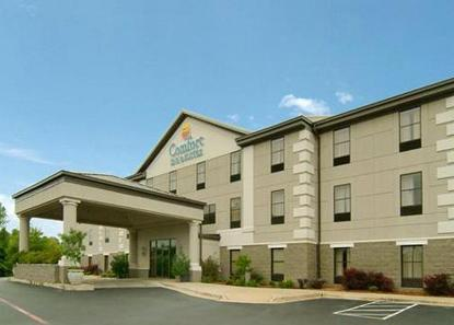 Comfort Inn And Suites Hot Springs