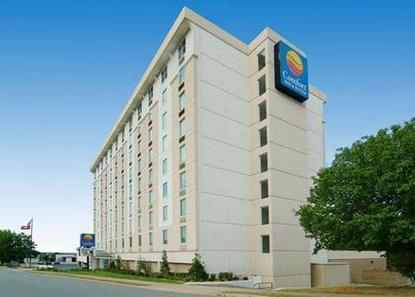 Comfort Inn And Suites Downtown Little Rock