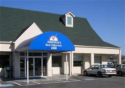 Americas Best Value Inn   North Little Rock