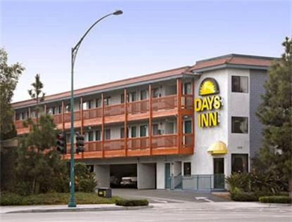 Anaheim Days Inn Disneyland/West