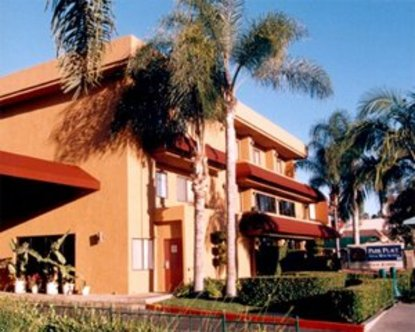Best Western Park Place Inn Mini Suites
