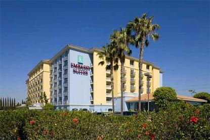 Embassy Stes Hotel Anaheim North Located Near Disneyland Pk