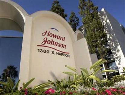 Howard Johnson Hotel Anaheim