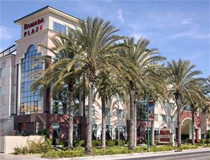 Ramada Plaza Hotel Anaheim Resort