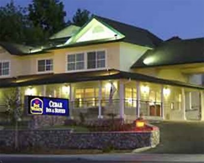 Best Western Cedar Inn And Suites