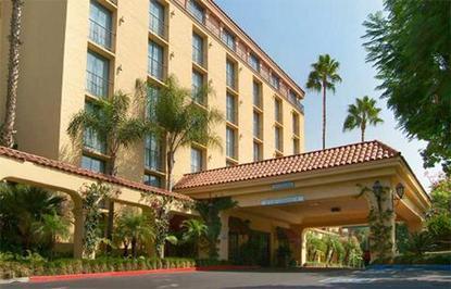 Embassy Suites Hotel Arcadia Pasadena Area