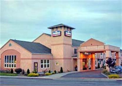 Howard Johnson Express Inn Arcata