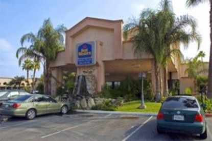 Best Western Crystal Palace Inn And Suites