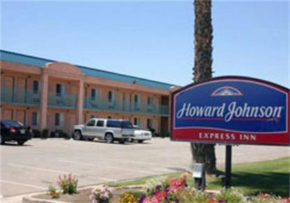 Howard Johnson Express Inn   Bakersfield