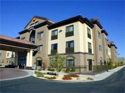 Holiday Inn Express Hotel And Suites Barstow