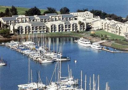Doubletree Hotel And Exec. Meeting Center Berkeley Marina