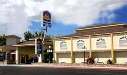 Best Western Bishop Holiday Spa Lodge